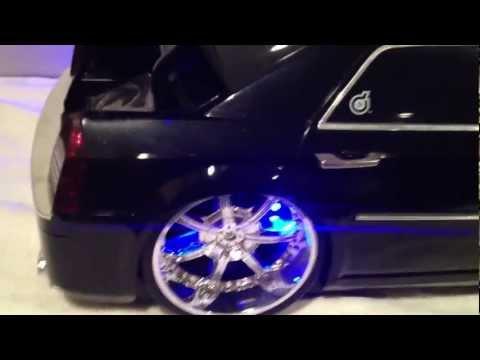 Chrysler 300 RC Car MP3 Player Demonstration