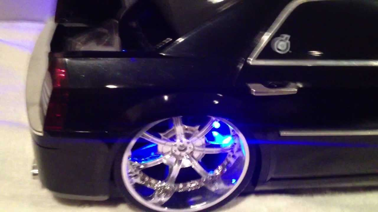 Car Rim Repair >> Chrysler 300 RC Car MP3 Player Demonstration - YouTube
