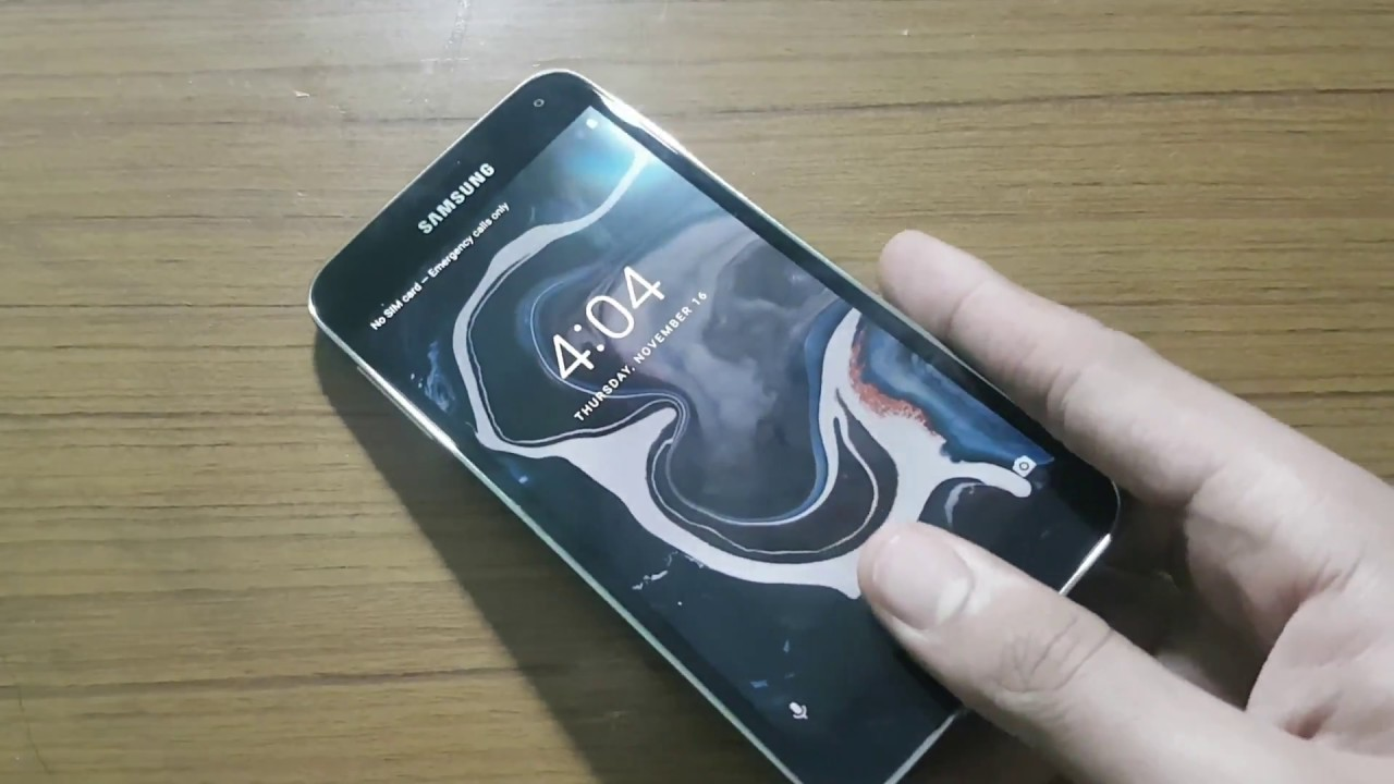 Paranoid Android rom on Galaxy S5 G900H by All about technology 24x7