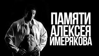 Памяти Алексея Имерякова