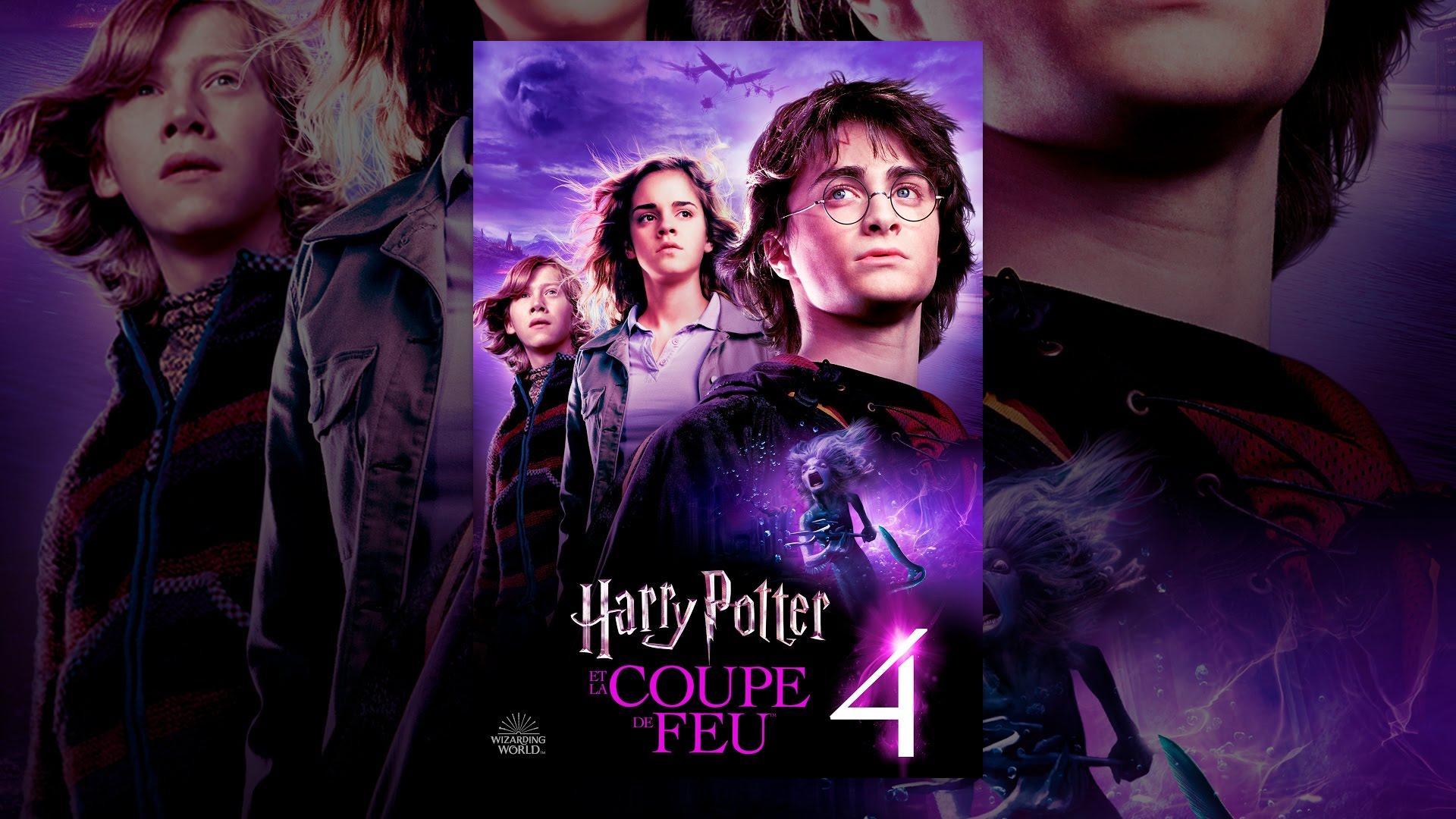 Harry potter et la coupe de feu vf youtube - Harry potter et la coupe du feu ...