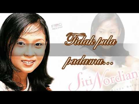 Dalam Gerimis Hati Menangis :  Siti Nordiana
