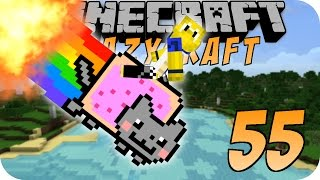Minecraft CHAOS CRAFT #55 - NYAN CAT!!!