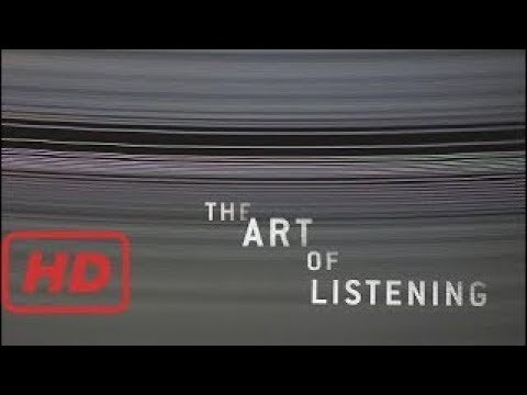 The Art Of Listening Music Documentary (2017) Documentary 2017