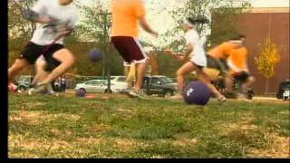 Quidditch goes muggle at Purdue