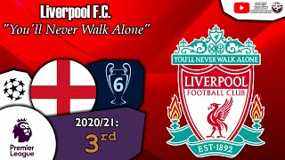 "Gambar cover Liverpool F.C. Anthem - ""You'll Never Walk Alone"""