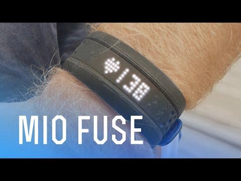 MIO Fuse - обзор и тест наручного пульсометра