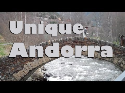 The El Serrat Route - Andorra, Europe