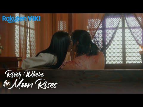 River Where The Moon Rises - EP16 | Teary Kiss In The Bath | Korean Drama