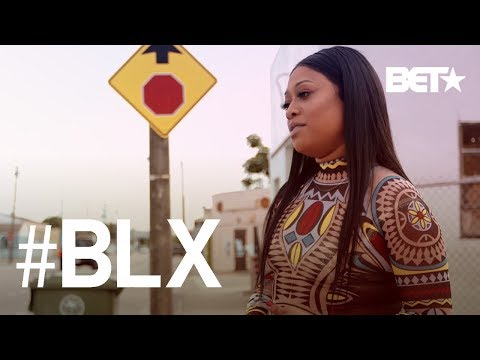Trina Returns to Her Miami Neighborhood and Gets Love #BLX