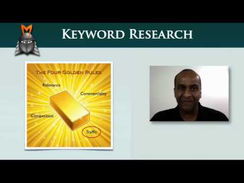 Golden Rule #1: How to Find Relevant Keywords