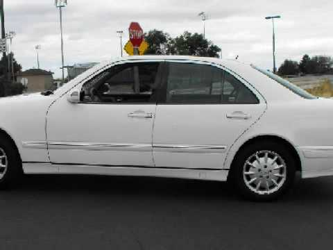 Preowned 2002 mercedes benz e320 belmont ca 94002 youtube for Mercedes benz belmont