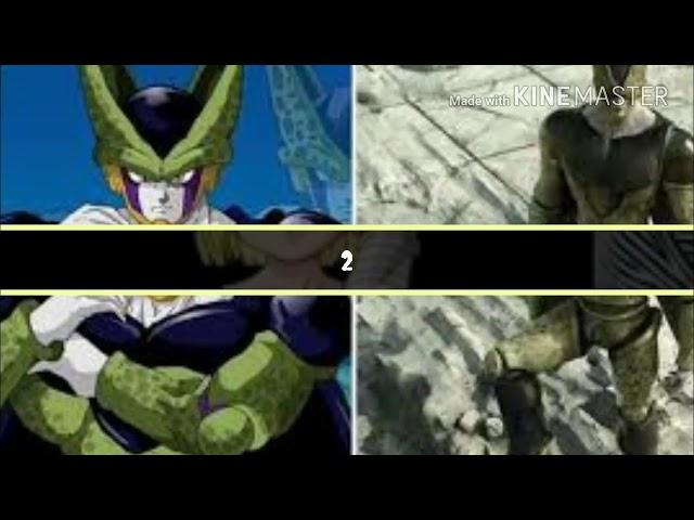 Os 10 personagens do dragon ball na vida real