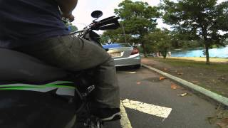 Location scouting - Allston to Brookline drive - Boston Timelapse