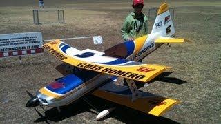 Aeroworks 150cc Ultimate 20 300 ARF QB Nice L