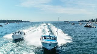 Friendship  LOBSTER Boat RACES!!