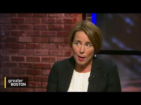 AG Healey Calls For Stricter Gun Laws In Wake Of Las Vegas Shooting