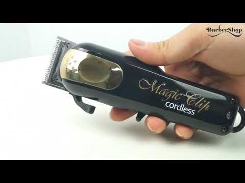 Siêu phẩm mạ vàng đến từ MỸ tông đơ Wahl Magic clip phiên bản limited Gold Edition