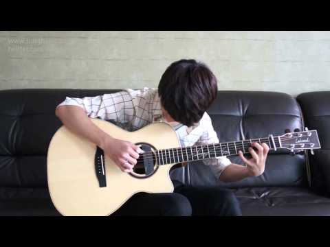 Zelda's Theme   Sungha Jung Acoustic Tabs Guitar Pro 6