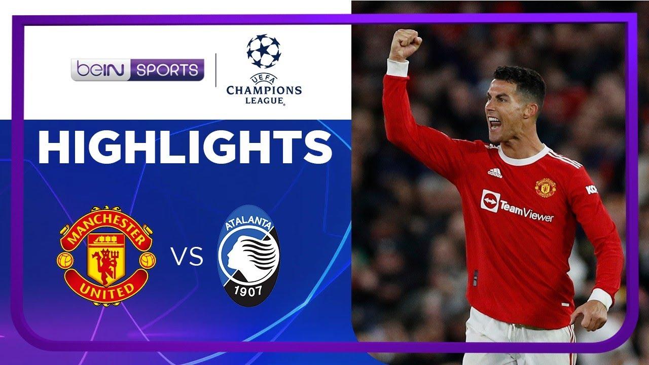 แมนเชสเตอร์ ยูไนเต็ด 3-2 อตาลันต้า | ยูฟ่า แชมเปี้ยนส์ ลีก ไฮไลต์ Champions League 21/22