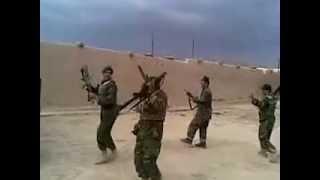 AFGHAN ARMY ATTAN DA WATAN ZMA WATAN