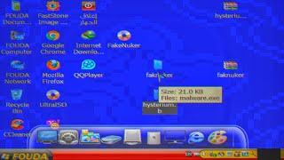 Windows Fouda XP 2012 Electrifying Destruction
