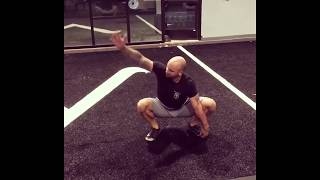 Fast and Effective Lower Body Warm Up Flow