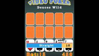 Mojo Video Poker - Gameplay