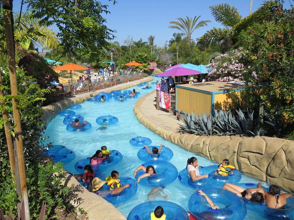 Aquatica San Diego 07 08 15 Rides Youtube