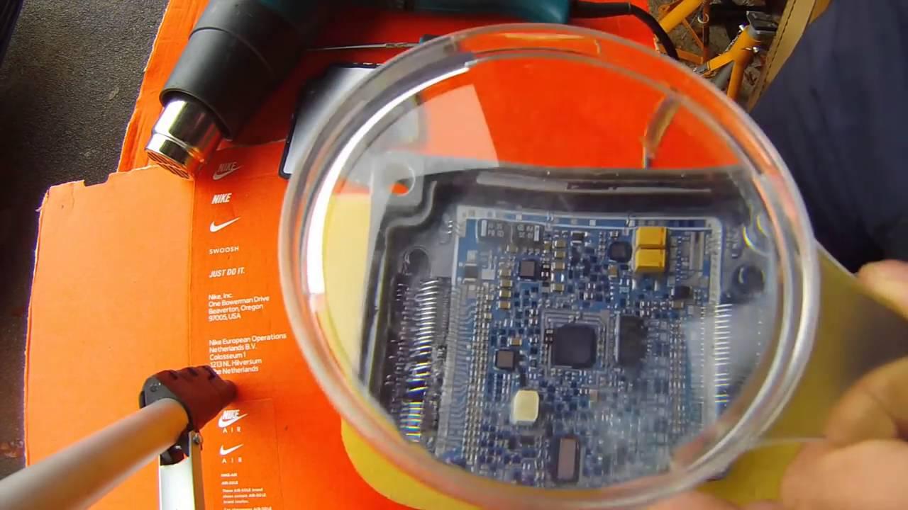 Opel Astra ECU Repair, Error P1482/Opel Astra   Ремонт ЭБУ, ошибка P1482