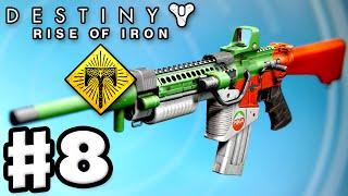 Destiny: Rise of Iron - Gameplay Walkthrough Part 8 - Khvostov Exotic Quest! (PS4, Xbox One)