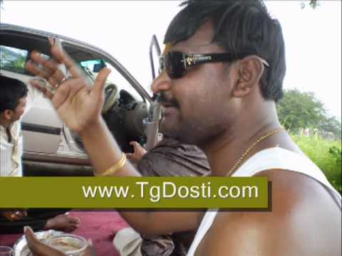 Telangana Folk Songs   Bottu meda adindhi Nagu www TgDosti com   YouTube