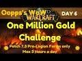 Gold Farming Challenge - Day 6 - Volatile Fire - Thunder Island