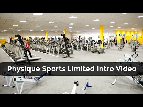 Physique Sports Limited Intro Video