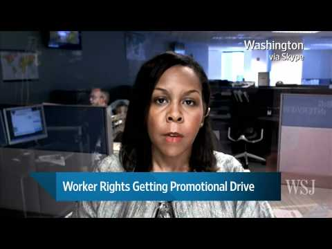 Worker Rights Get Promotional Drive
