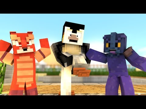 Who's Your Daddy Animated: Baby Has Secret Trap! (Minecraft Animation)