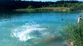 прыжки на голубых озерах(прыжки на голубых озерах., 2012-06-19T11:17:05.000Z)