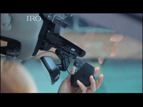 IRO Dashcam T91 For BMW 5/6/7 Series Installation Video