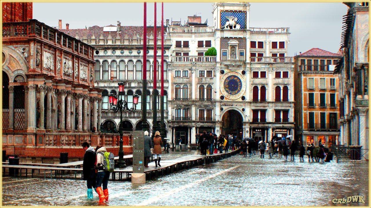Acqua Alta Venedig