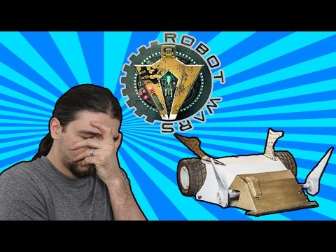 Get Smashed! - Robot Wars LIVE REVIEW Series 9 Heat B