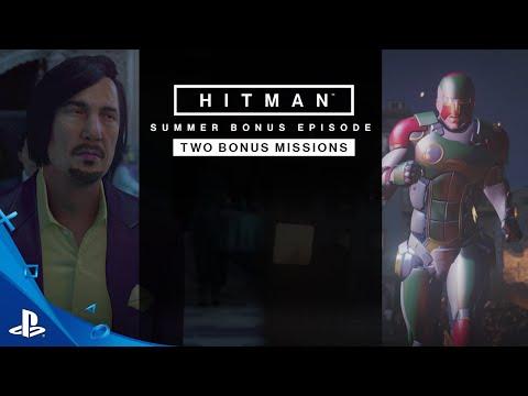 HITMAN - Summer Bonus Episode Trailer   PS4