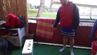 Rottweiler Welpe Im Training