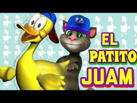 Download El Patito juan - canciones infantiles / alking tom
