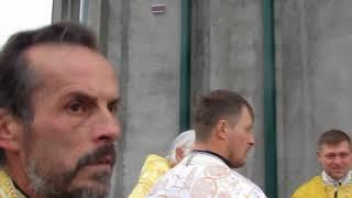 """Чин освячення нового храму імені Свв. Апп. Петра і Павла (відео """"Корабелів.Інфо"""")"""