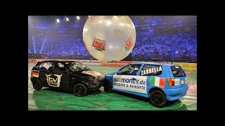 Autoball WM 2014 - Die Highlights - TV total Autoball