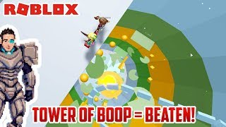 Roblox: I FINALLY BEAT TOWER OF BOOP