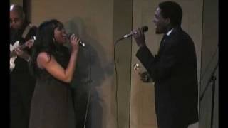 """If I Could Build My Whole World Around You""(Marvin Gaye/Tammi Terrell musical)"