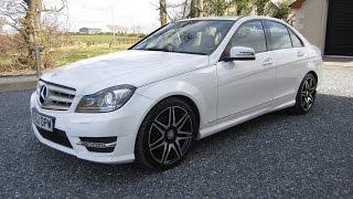 Review: 2013 Mercedes-Benz C220 AMG Sport Plus (W204)