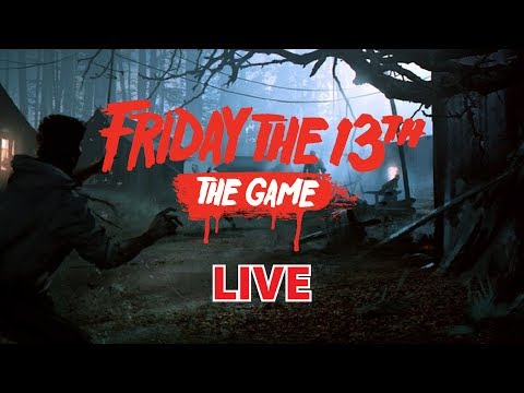 MALAM MALAM ENAKNYA !! DUET SAMA JEJE ADRIEL - Friday the 13th: The Game [Indonesia] - LIVE