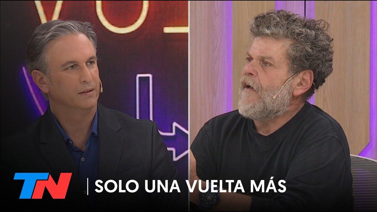 Download Alfredo Casero en SOLO UNA VUELTA MÁS (Programa completo 09/8/2021)
